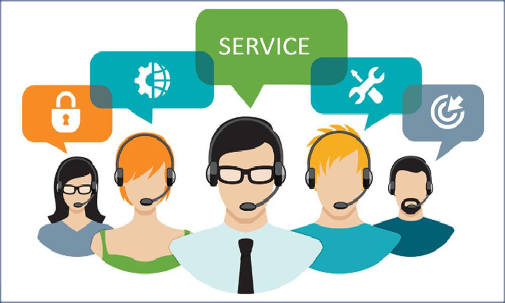 Dịch vụ chăm sóc khách hàng mọi lúc, mọi nơi